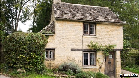 house in Cotswolds