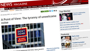 The tyranny of unwelcome noise