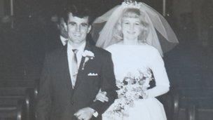 Tommy and Carol Lisk