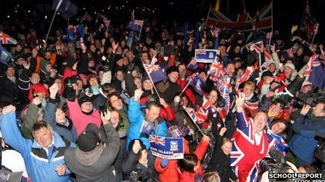 Falkland Islands Referendum