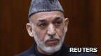 Hamid Karzai (11 March 2013)