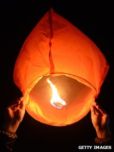 Chinese lantern