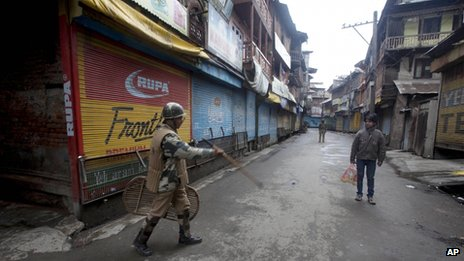 'Militant' held over Kashmir attack