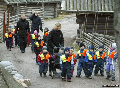 Swedish children 