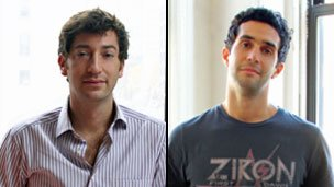 Pave founders Oren Bass and Sal Lahoud