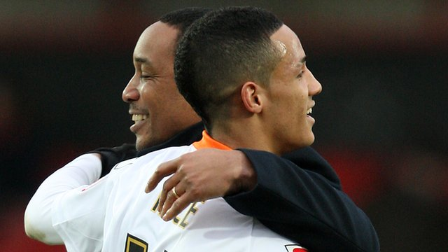 Paul and Tom Ince