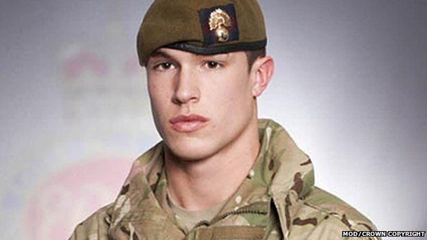 L/Cpl James Ashworth