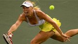 Caroline Wozniacki in Indian Wells