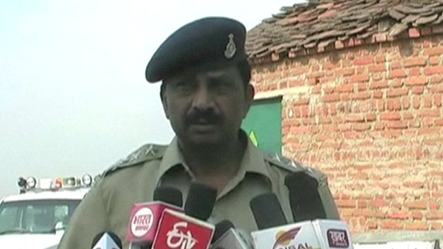 Officer M L Dhondi