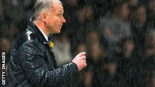 Reading caretaker manager Eamonn Dolan