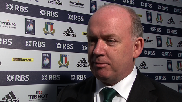 Ireland boss Declan Kidney