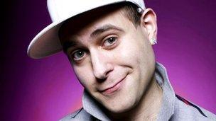 Comedian Lee Nelson