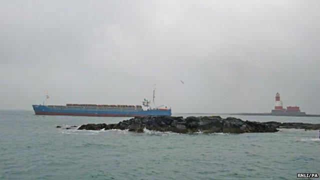 Danvio vessel