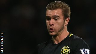 Wigan forward Callum McManaman