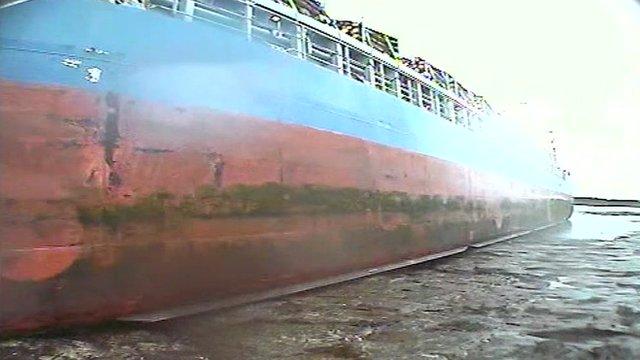 Diano cargo ship