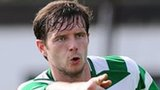 Sean Cleary of Donegal Celtic