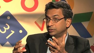 Rajan Anandan of Google