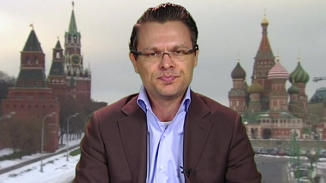 Renaissance Capital&#039;s Ivan Tchakarov