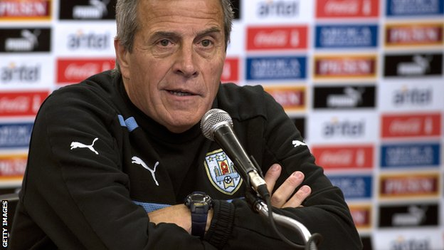 oscar washington tabarez