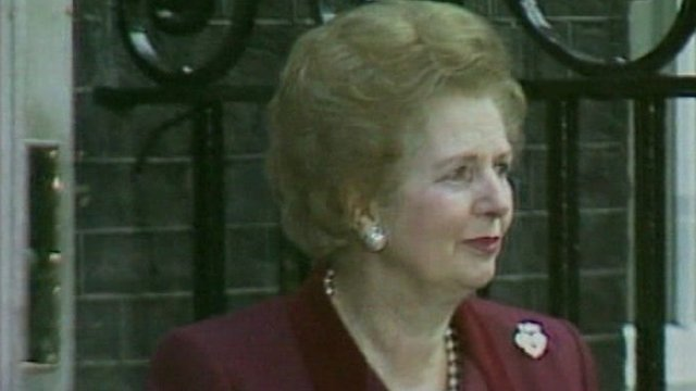 Margaret Thatcher (archive)