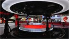 BBC News unveils new TV studio