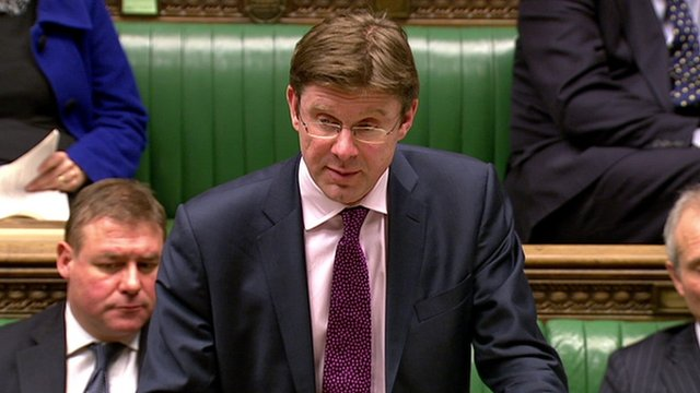 Treasury Minister Greg Clark