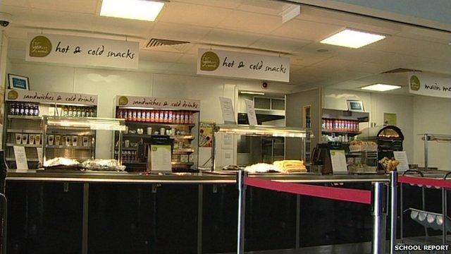 Oasis School Canteen, Bristol