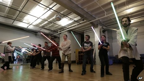 Jedi 'could perform marriages'