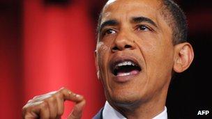 June 2009 - Barack Obama's speaks at Cairo University