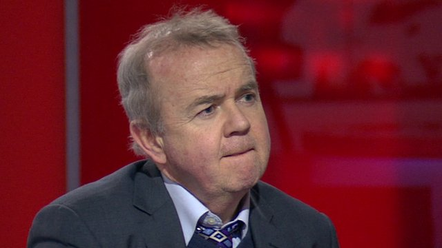 Private Eye editor Ian Hislop