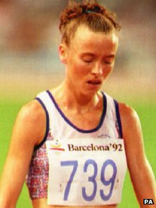 Former 10,000m world champion Liz McColgan was one of Radcliffe's idols