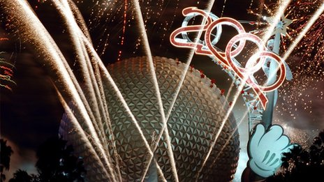 Celebrations for the Millennium in 2000