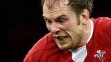 Lions captaincy candidate Alun Wyn Jones