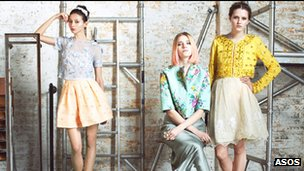 Fashion retailer Asos in sales boost