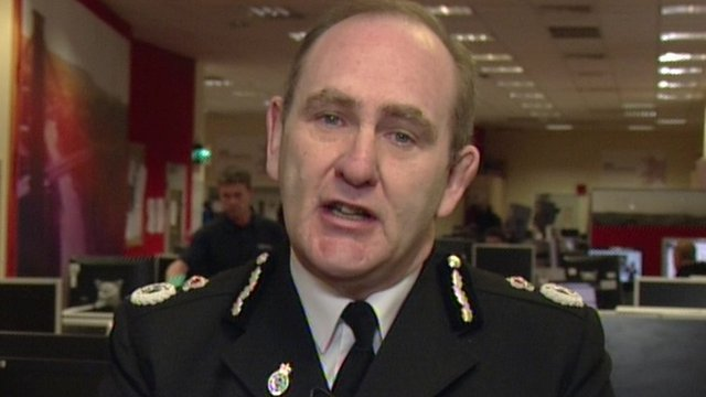 Chief Constable Pat Geenty