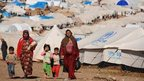 UK charities start Syria appeal