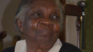 Journalist Mavis Moyo