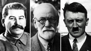 Stalin, Freud and Hitler