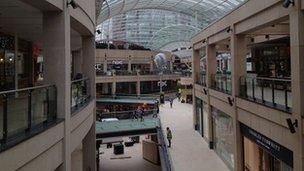 Trinity Leeds centre