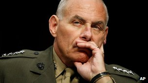 US general John Kelly