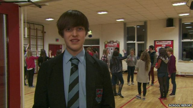 School Reporters from Portadown