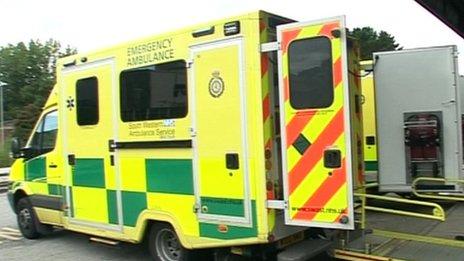 South Western Ambulance