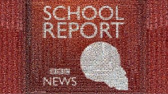 School report mosaic