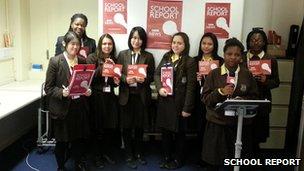 St Angela's Ursuline School Reporters