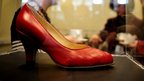 A shoe by Vivienne Westwood