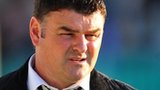 Stockport manager Ian Bogie