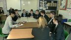 School Reporters at the Priory Ruskin Academy, Lincoln