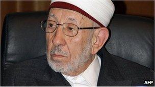 Mohammed al-Buti (file image)