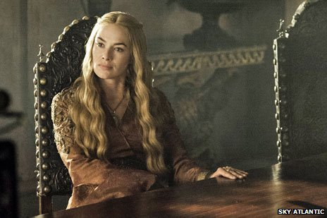 Lena Headey as Cersei