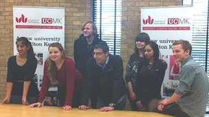 Prospective UCMK students